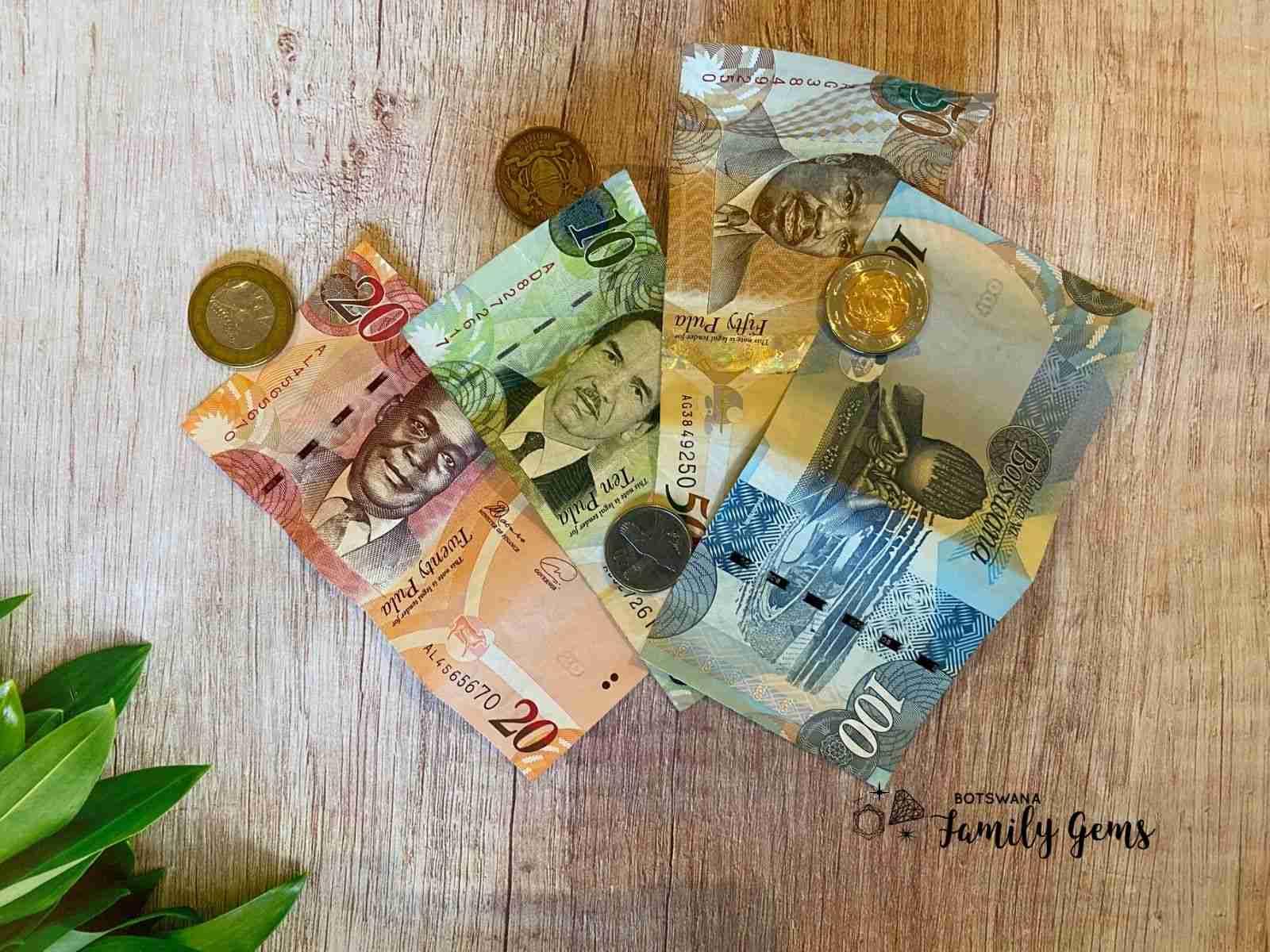 financial goal setting in Botswana