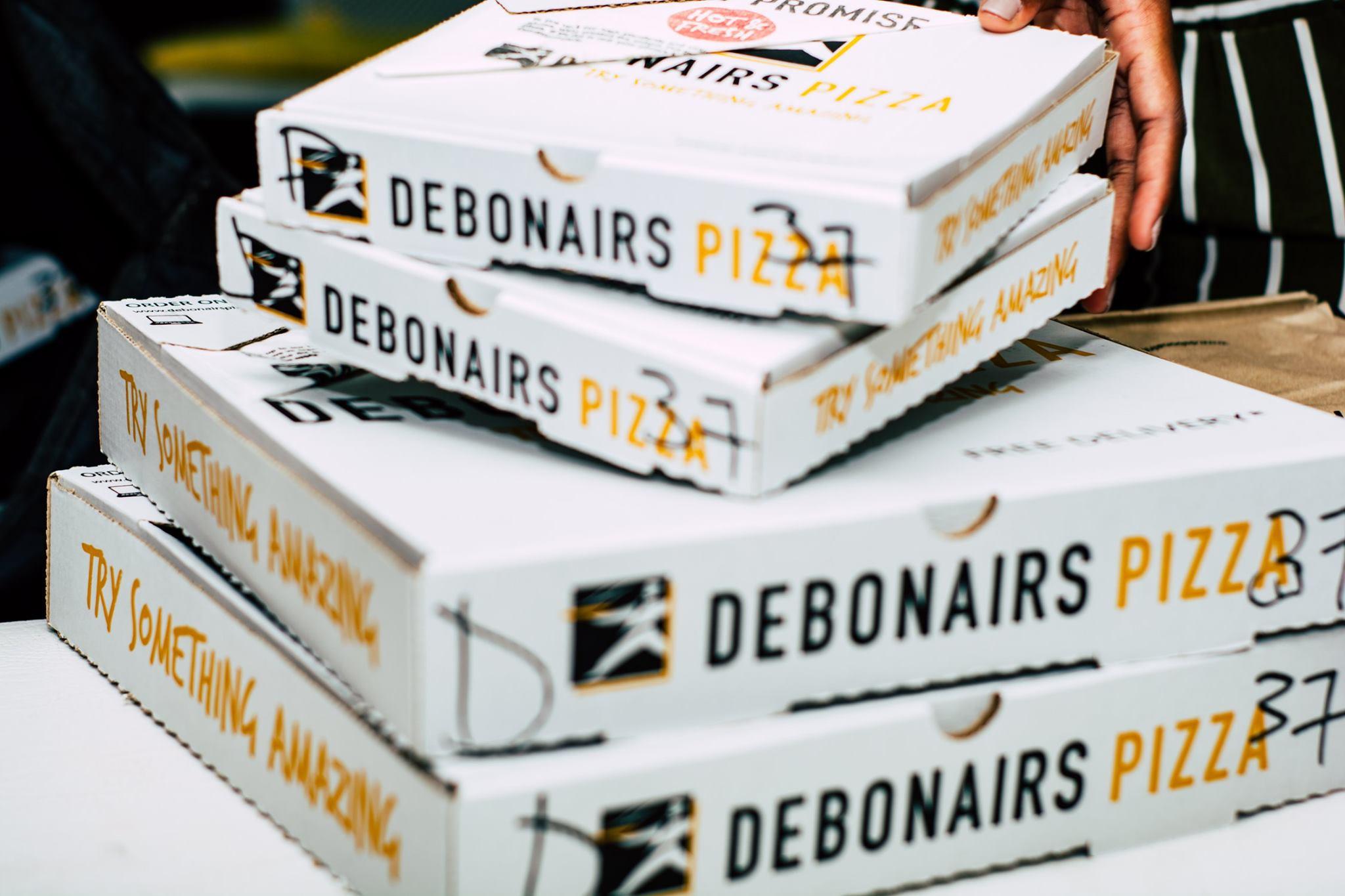 Debonairs Pizza Botswana