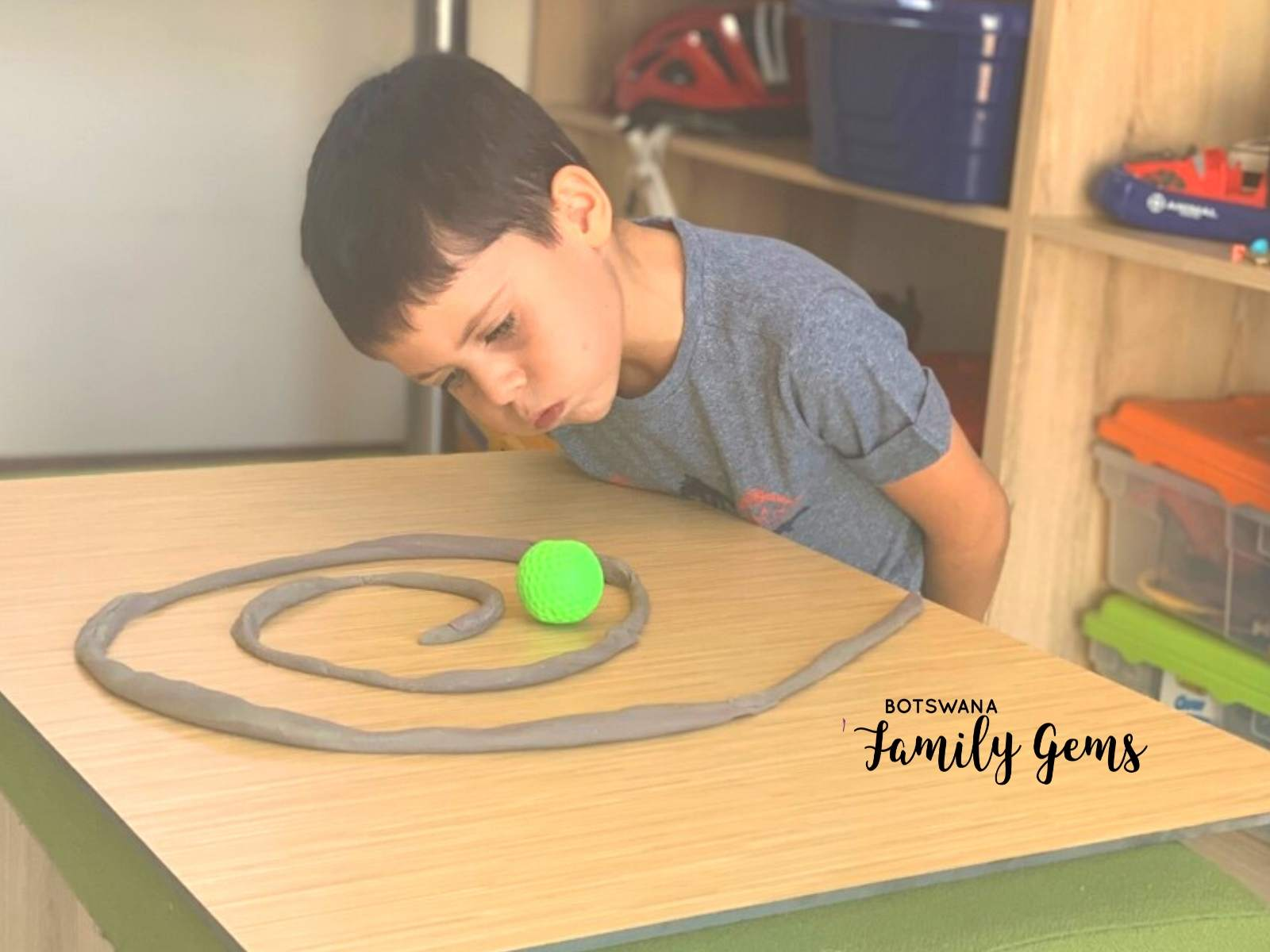 keeping busy at home with fun activities