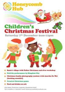 December Childrens Christmas Festival