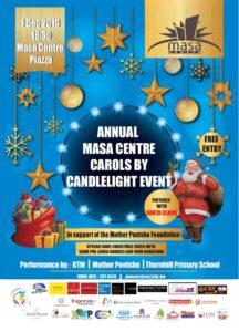 December event Carols
