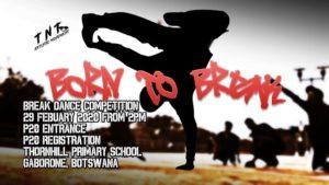 February Breakdance