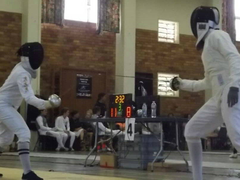 Active Generation Fencing Academy