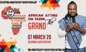 Africa On Fleek picnic is a great March event