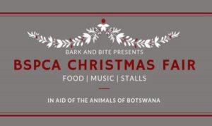 BSPCA Christmas Fair