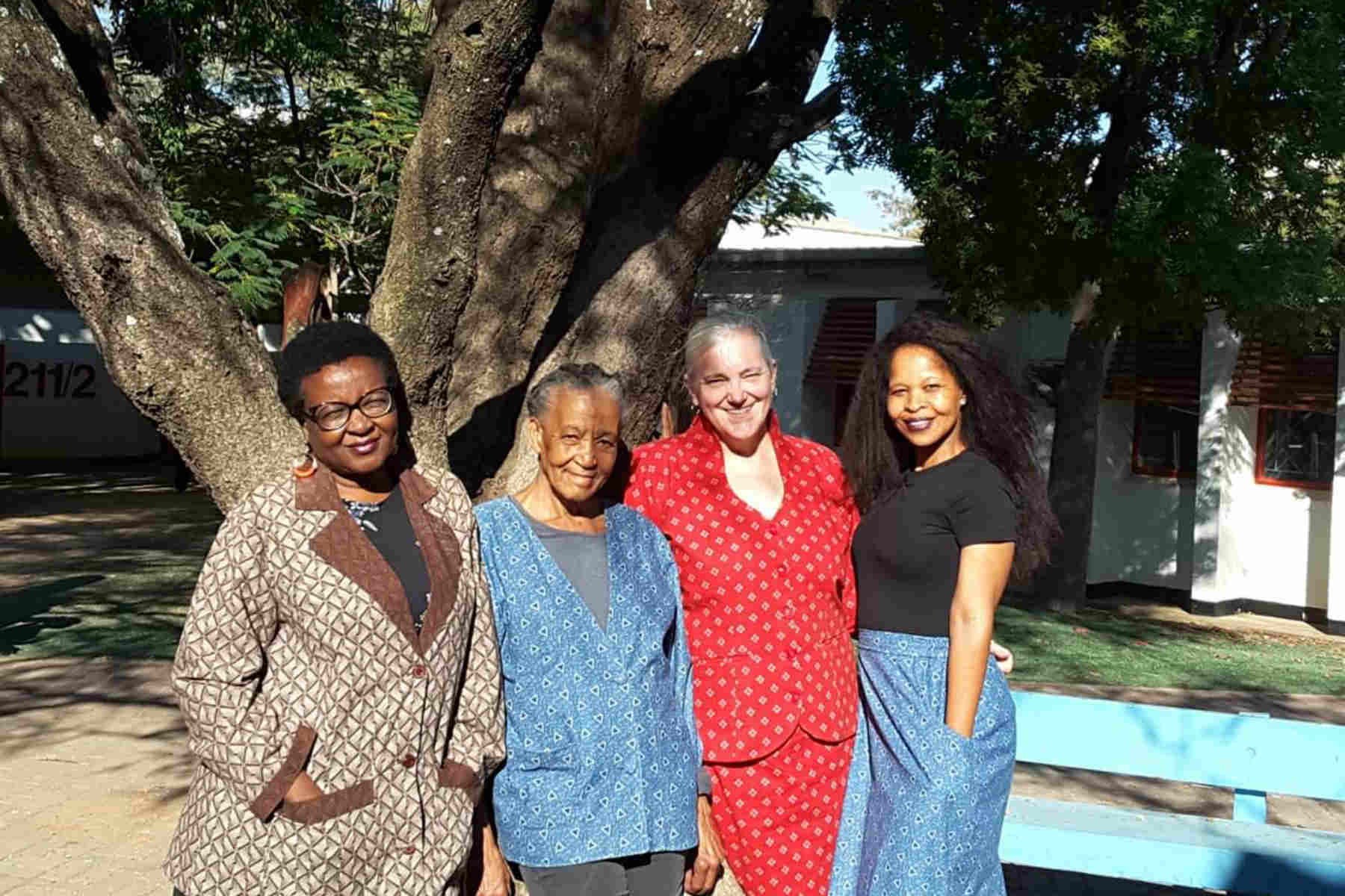 The women behind Botswana Women Write