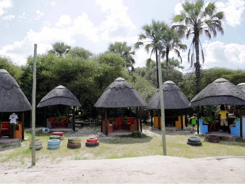 Camp Botswana