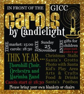 carols by candlelight gicc