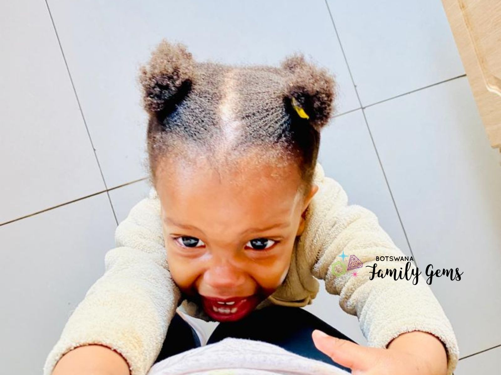 Dealing With A Clingy Toddler In Botswana