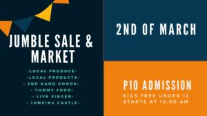 Gaborone Golf Club Jumble Sale and Market