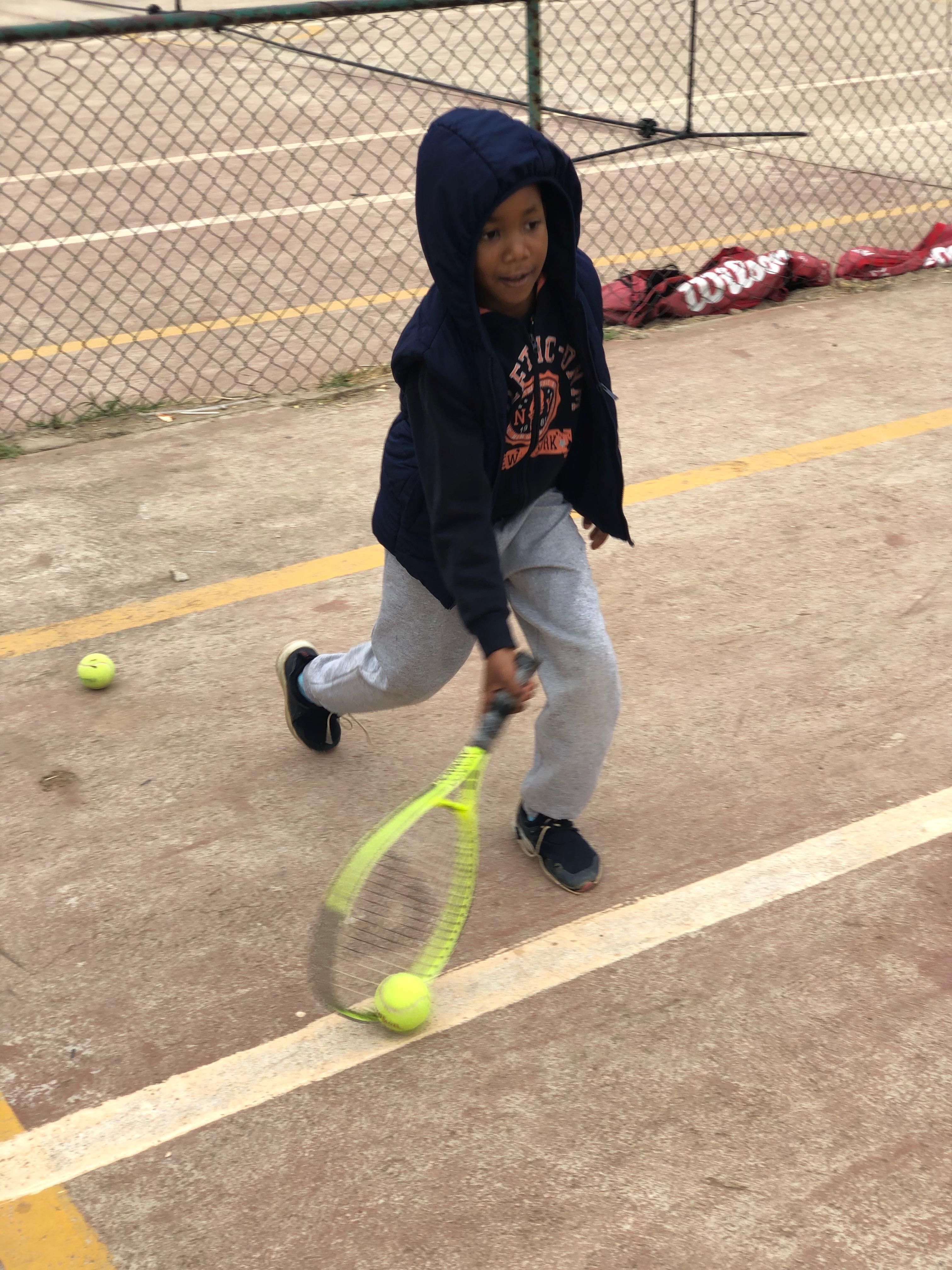 Hot Shots Tennis BW