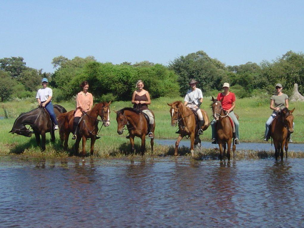 Maun Horse Trails