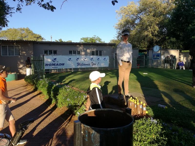 Nomads Junior Golf