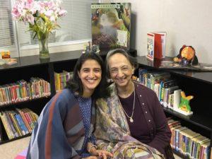 Community library Priyanka Handa Raam