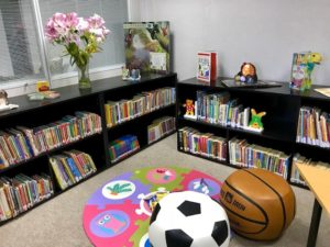 library Phakalane