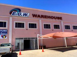 Gaborone shopping