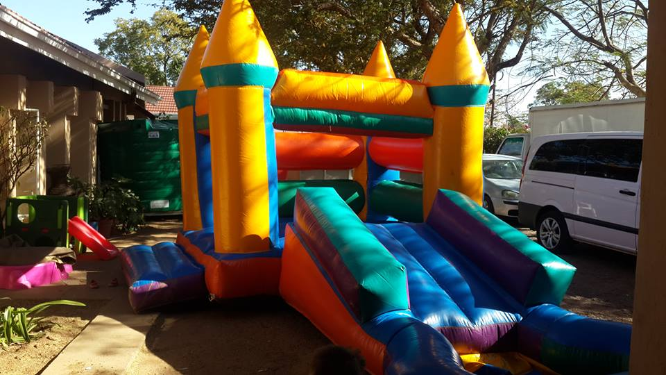 Jumping Castle King