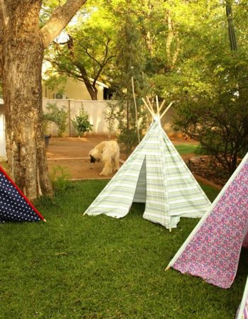 Kids Teepees Botswana
