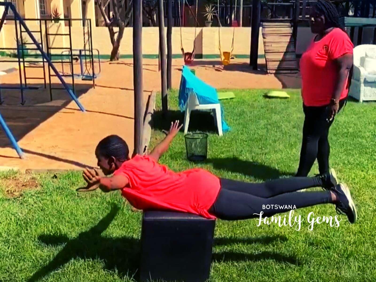 keeping fit kids