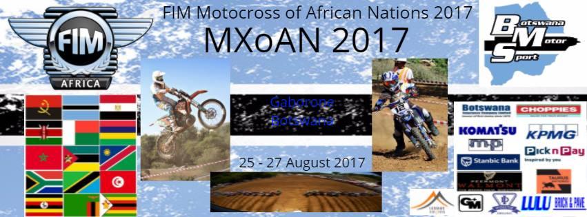MXOAN motorcross botswana
