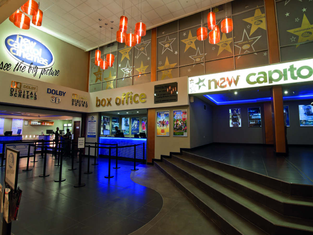 New Capitol Cinemas Game City