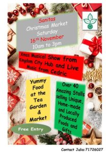 Sanitas Christmas Market