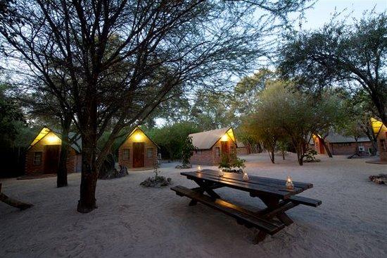 Sitatunga Camp