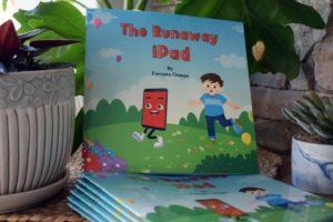 Runaway iPad Children's Book