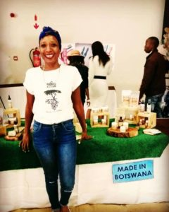 Nubian Seed Green beauty Botswana