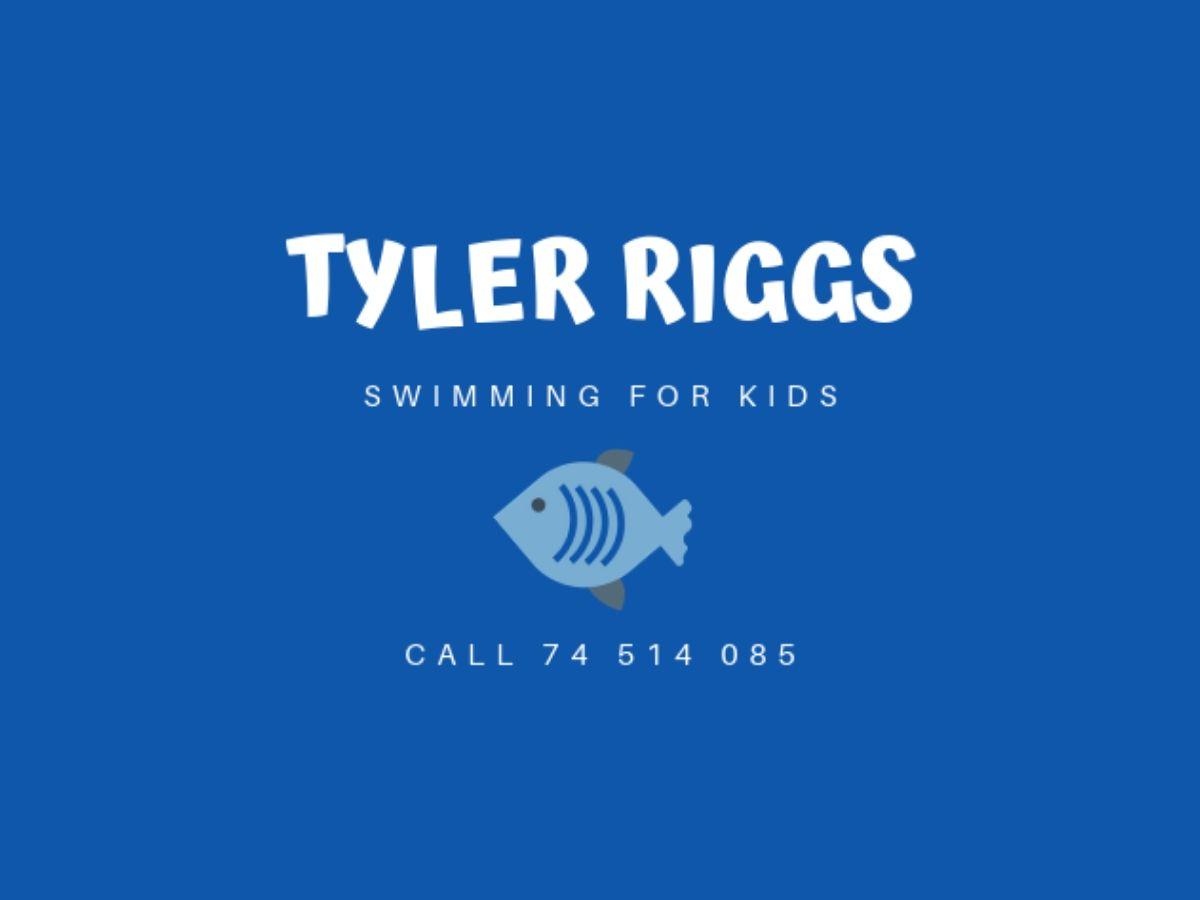 Tyler Riggs Swimming