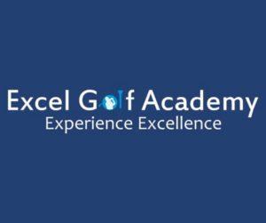 Excel Golf Academy logo