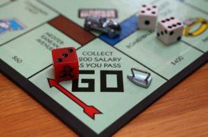 Monopoly for Virtual Hangouts in Botswana