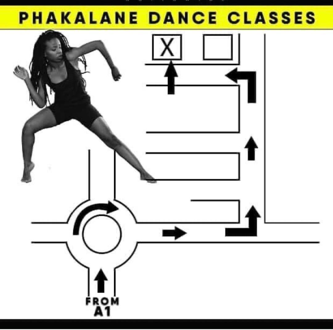 The Dance Space (Studio 521)