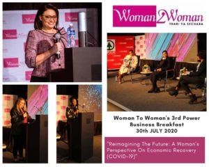 Woman To Woman Power Business Breakfast