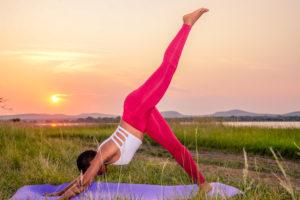 yoga retreat getaway in Botswana