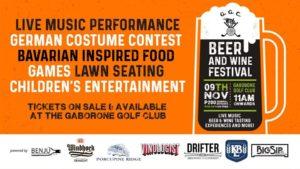 November Beer and Wine Fest