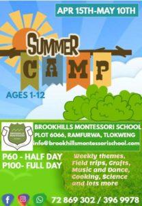 Brookhills holiday camp