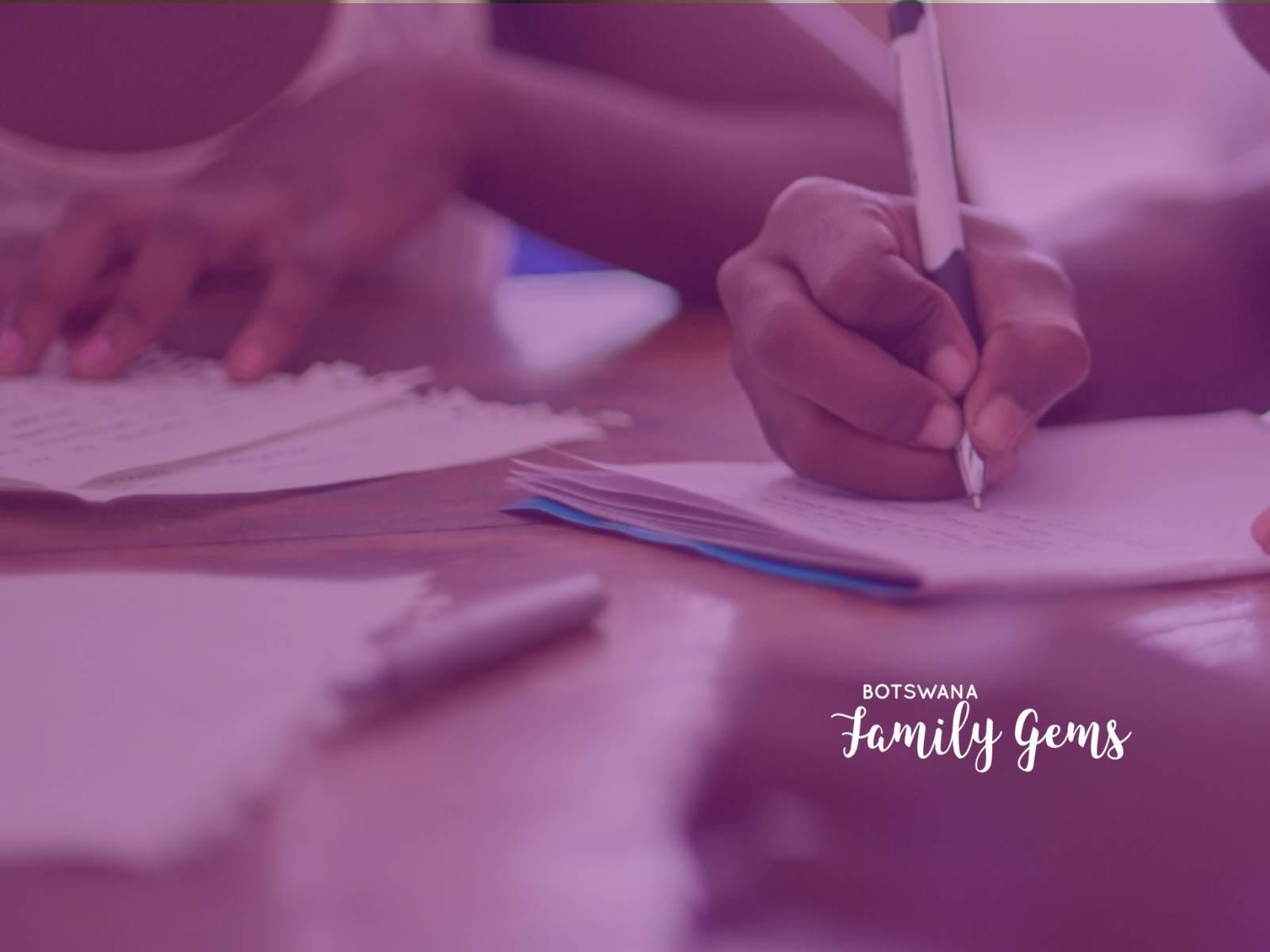 Covid-19 Botswana HomeSchooling