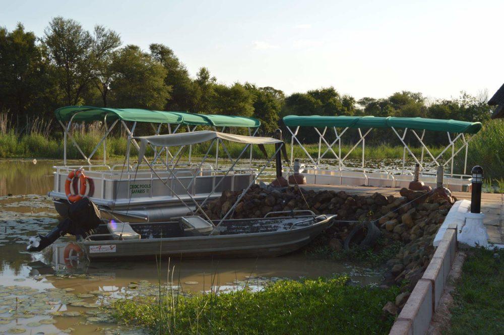 Crocodile Pools River Safaris