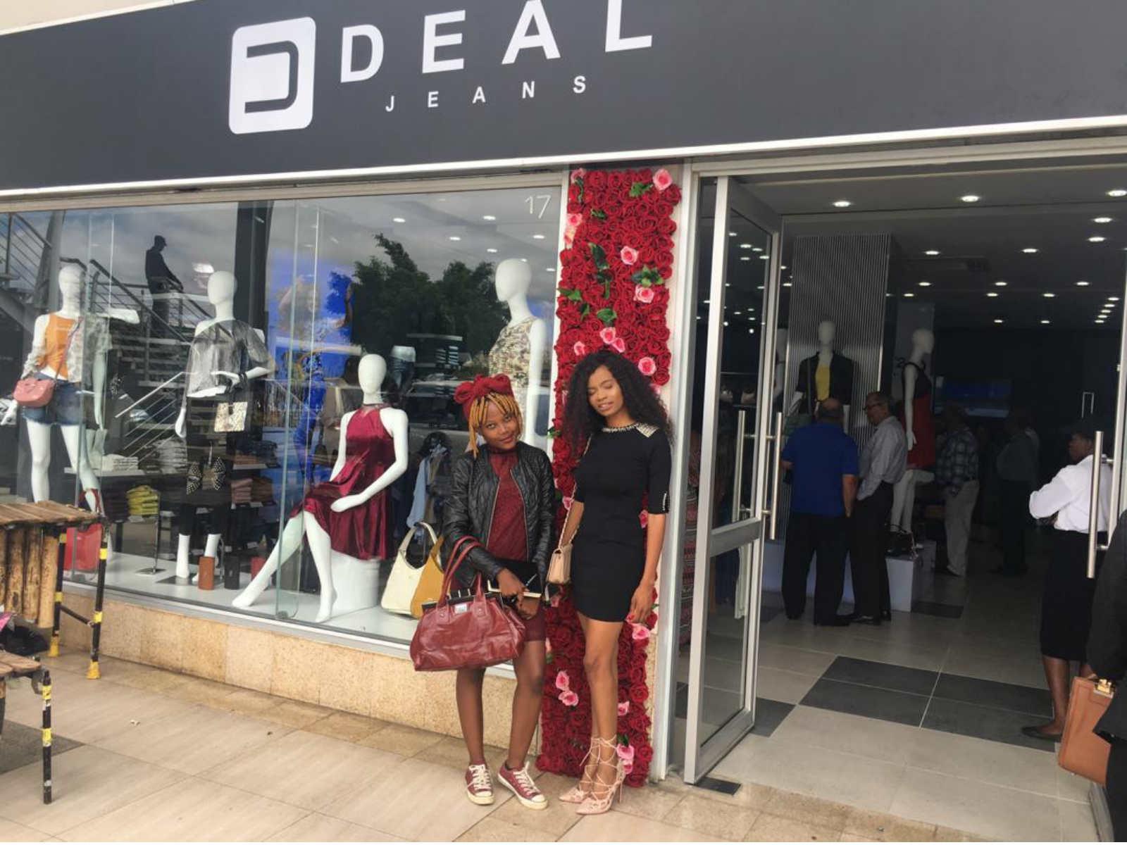 Deal Jeans Gaborone sebele centre