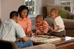 positive parenting in Botswana