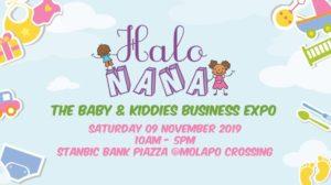 Halo Nana, November Expo