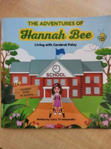 Hope and kindness in Botswana, Hannah Bee Book