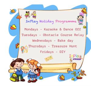 Inplay holiday program in Gaborone
