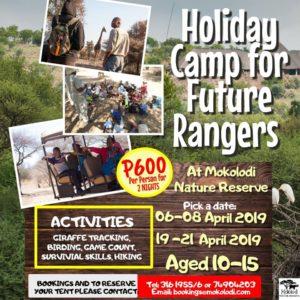 Mokolodi Holiday camp