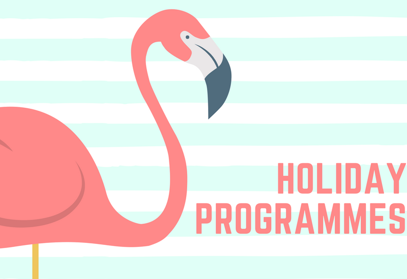 august holiday programmes