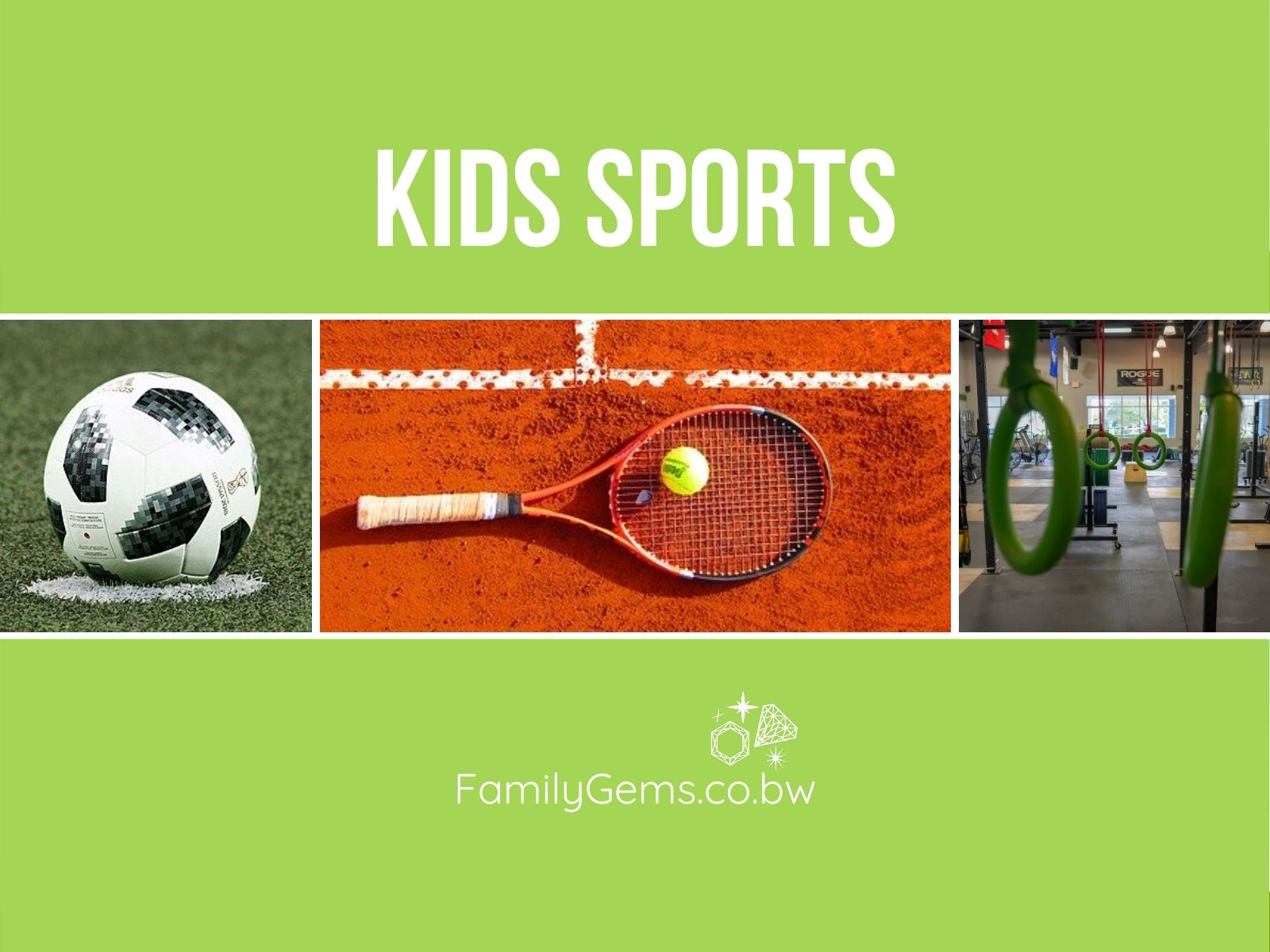 kids sports gaborone