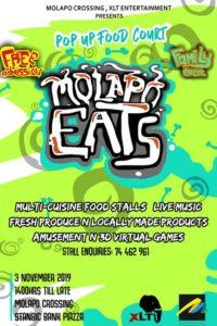 Molapo Eats November Edition