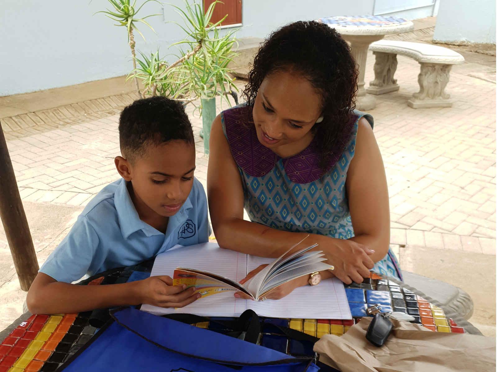 A teacher's perspective on homework in Botswana