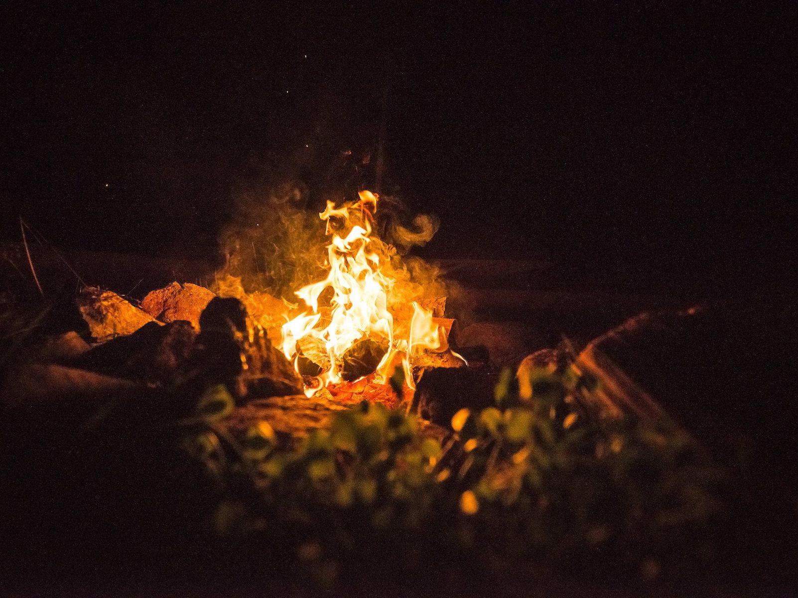 storytelling fire